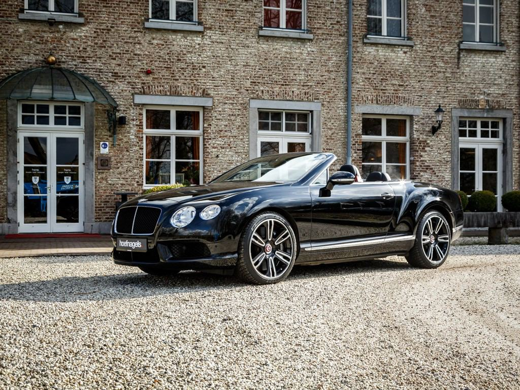 Lastcarnews Bentley Continental Gtc V8