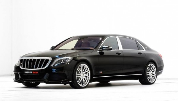 Brabus Maybach Rocket 900-0