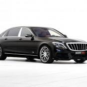 Brabus Maybach Rocket 900-1