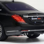 Brabus Maybach Rocket 900-13