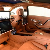 Brabus Maybach Rocket 900-16