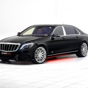 Brabus Maybach Rocket 900-2