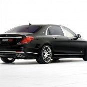 Brabus Maybach Rocket 900-5