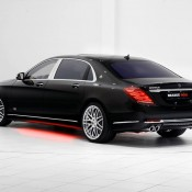 Brabus Maybach Rocket 900-6
