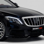 Brabus Maybach Rocket 900-8