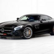 Brabus Mercedes-AMG GT-1