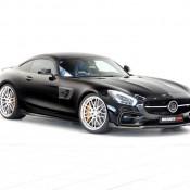 Brabus Mercedes-AMG GT-2