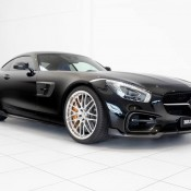 Brabus Mercedes-AMG GT-3