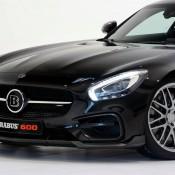 Brabus Mercedes-AMG GT-7