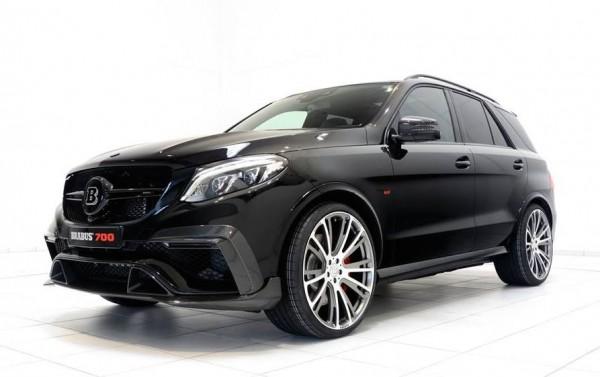Brabus Mercedes GLE-0
