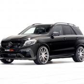 Brabus Mercedes GLE-1