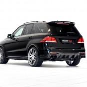 Brabus Mercedes GLE-3