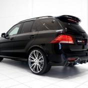 Brabus Mercedes GLE-4