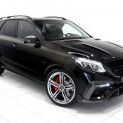 Brabus Mercedes GLE-5