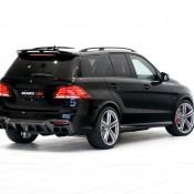 Brabus Mercedes GLE-6