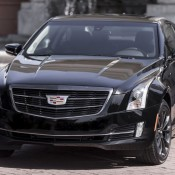 Cadillac ATS CTS Black Chrome-1