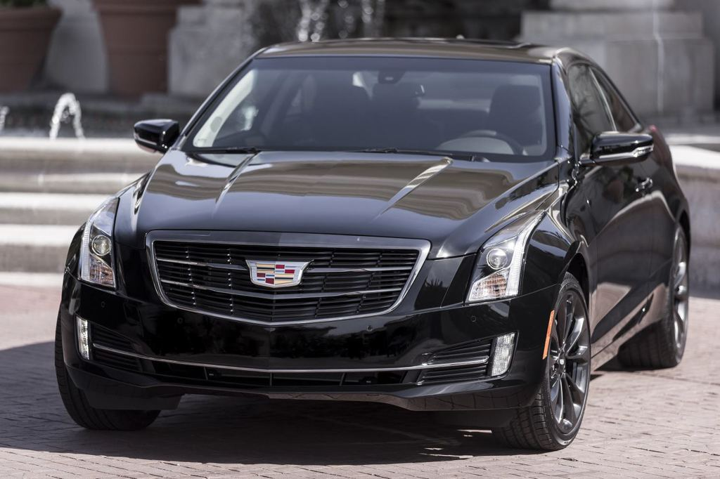 Official Cadillac Ats And Cts Black Chrome