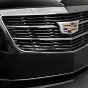 Cadillac ATS CTS Black Chrome-2
