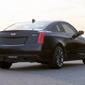 Cadillac ATS CTS Black Chrome-4