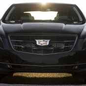 Cadillac ATS CTS Black Chrome-5