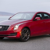 Cadillac ATS CTS Black Chrome-6