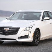 Cadillac ATS CTS Black Chrome-8