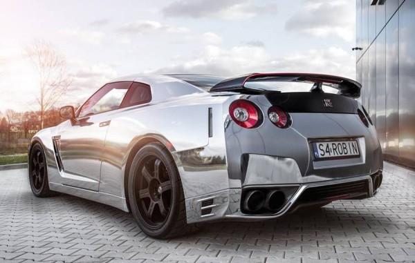 Carlex Design Nissan GT-R-0