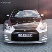 Carlex Design Nissan GT-R-1