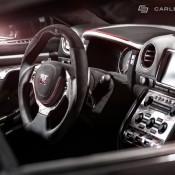 Carlex Design Nissan GT-R-12
