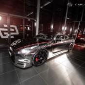 Carlex Design Nissan GT-R-18