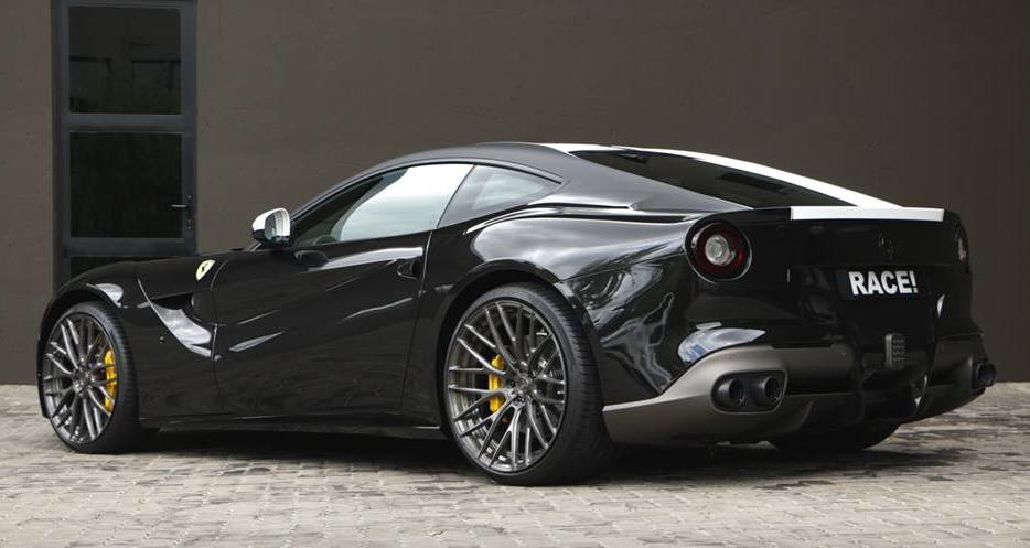 Ferrari F12 Tweaked by RACE! - Motorward