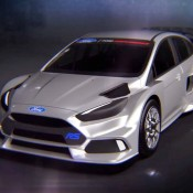 Ford Focus RS Rallycross-1