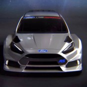 Ford Focus RS Rallycross-2