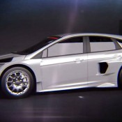 Ford Focus RS Rallycross-3