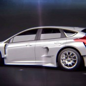 Ford Focus RS Rallycross-4