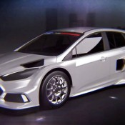 Ford Focus RS Rallycross-6