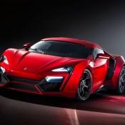 Furious Red Lykan HyperSport-1