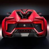 Furious Red Lykan HyperSport-2