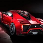 Furious Red Lykan HyperSport-3
