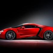Furious Red Lykan HyperSport-4