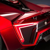 Furious Red Lykan HyperSport-5