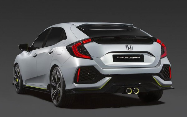 Honda Civic Hatchback Prototype-1
