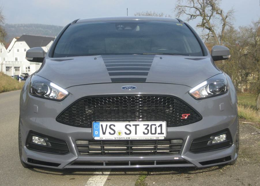 Tricked Out Ford Focus St By Jms