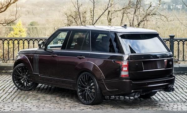 Kahn Design Range Rover RS-0