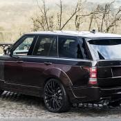 Kahn Design Range Rover RS-2