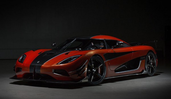 Koenigsegg Agera One of 1-0
