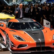 Koenigsegg Agera One of 1-3