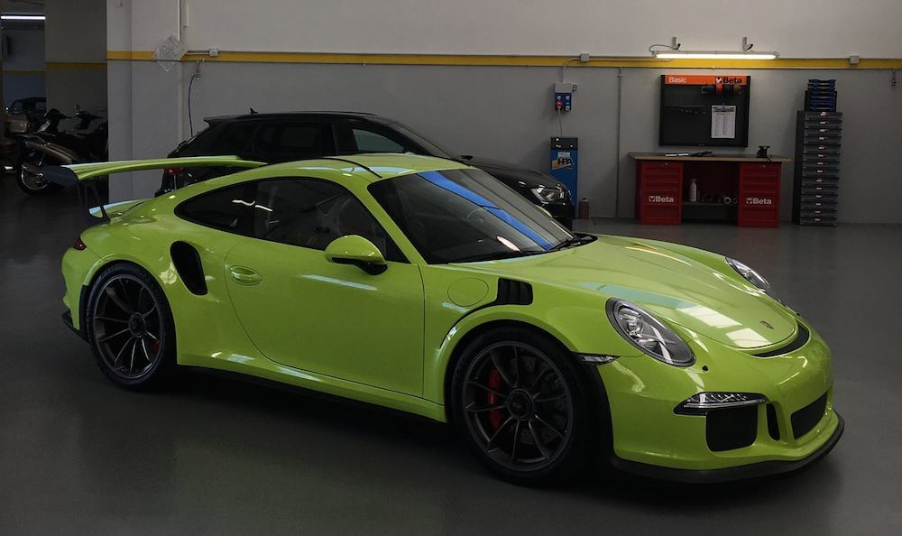 Lime green porsche 991 gt3 rs dope or nope lime green porsche 991 gt3 rs 0 600x356 at lime green porsche 991 gt3 rs dope sciox Images