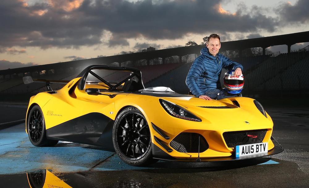 Lotus Eleven Laps Hockenheimring Faster Than Hyper Cars