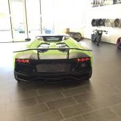 Luxury Customs Aventador-Hulk-9